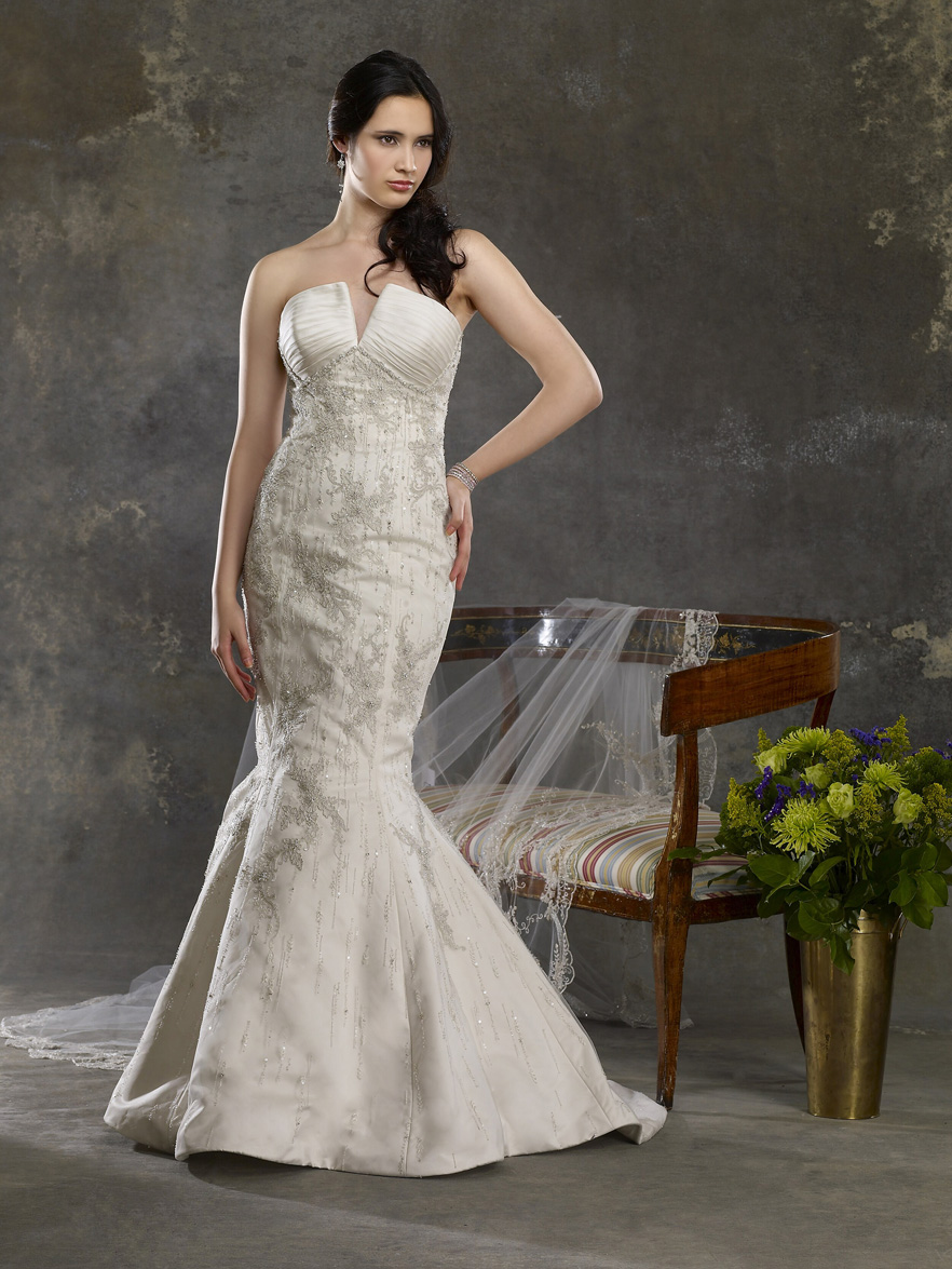 Gorgeous Mermaid Wedding Dresses : Index of wp content uploads