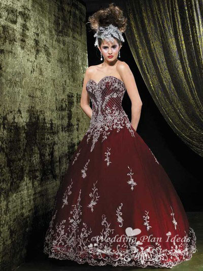 Beautiful Allure Gown Wedding