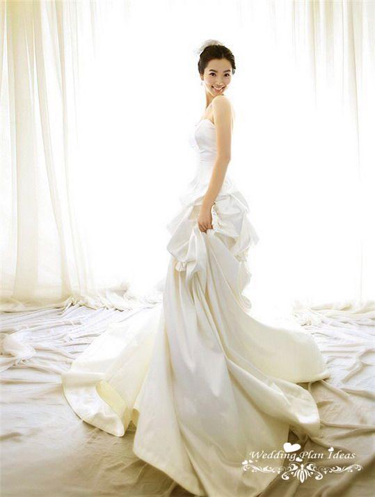 Beautiful wedding dresses bae seul