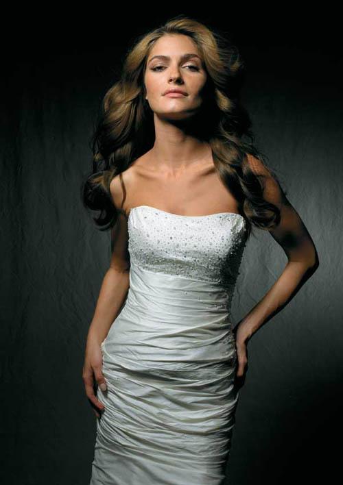 beautiful wedding dresses bodice