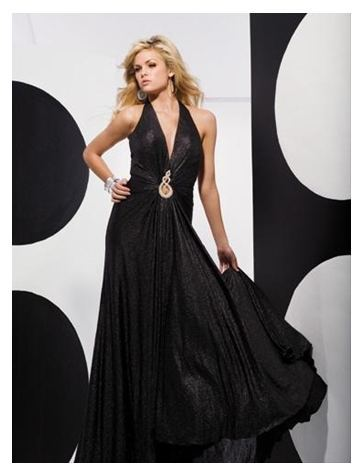 Black wedding dresses long hair