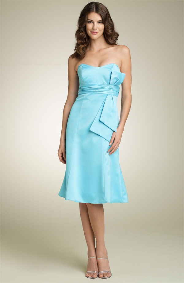 Beautiful bridesmaid dresses and tiffany collection is one of them