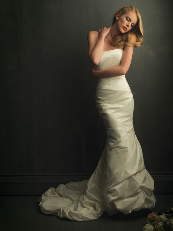 Vintage Wedding Gowns 2011