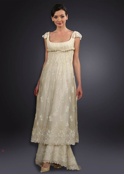 Wedding Dress on Vintage Wedding Dresses For Trends In 2011   Wedding Plan Ideas