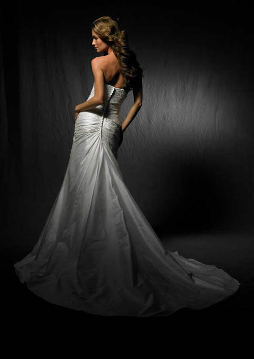 wedding bodice dresses