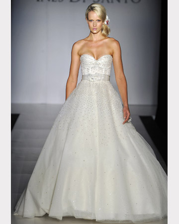 Fall 2011 Wedding Gown Trends