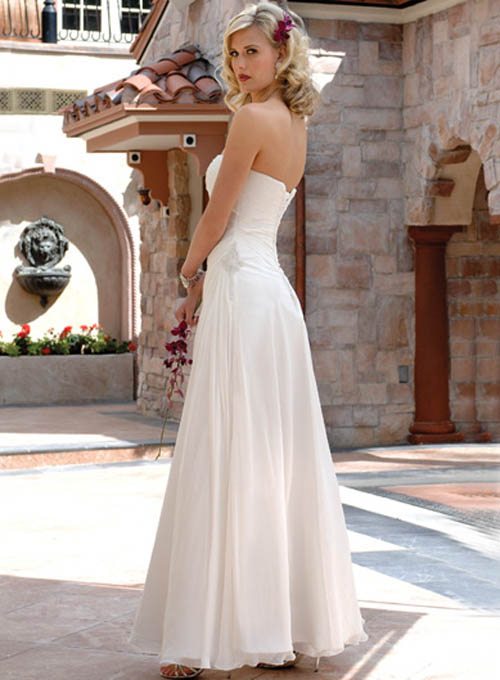 Informal Wedding Dress Maggie