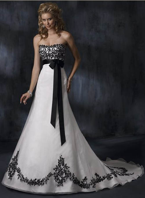 Handpicked Wedding Dresses with Sash 2011