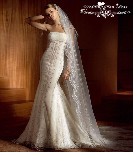 Lace Wedding Dresses Collection
