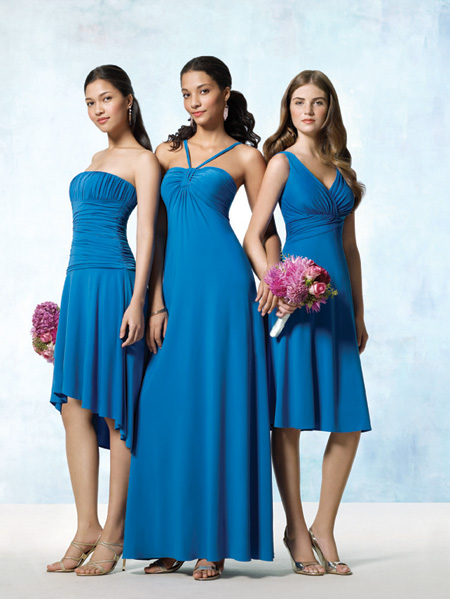 Spring Bridesmaid Dress Choices