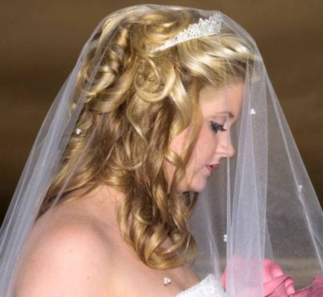 Bride Hairstyle on Newest Wedding Hairstyles   Wedding Plan Ideas