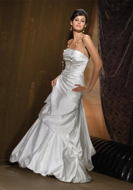 Allure Bridal Gowns wedding dresses for 2012