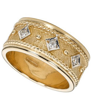 Ernest Jones Gold Wedding Rings