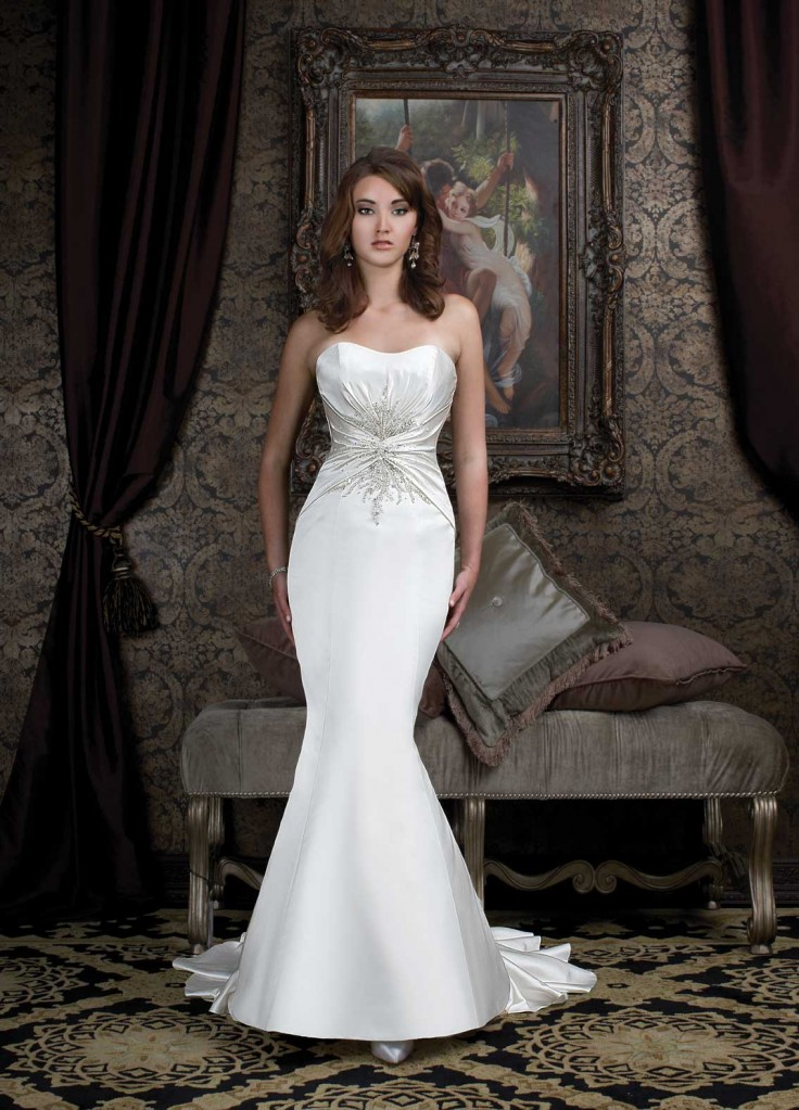 Summer wedding dresses trends wedding plan ideas for Wedding dresses pin up style