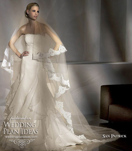 Wedding Dresses by San Patrick