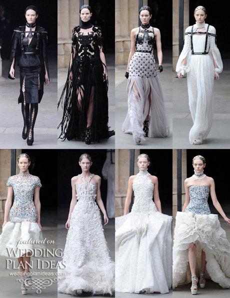 Bondage wedding dresses