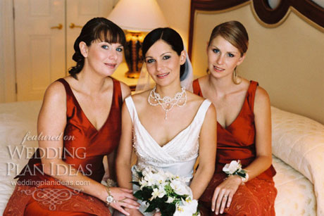 Wedding Hairdos for Bridesmaids
