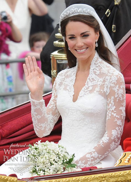 Kate Middleton Wedding Dress Replica | Wedding Plan Ideas