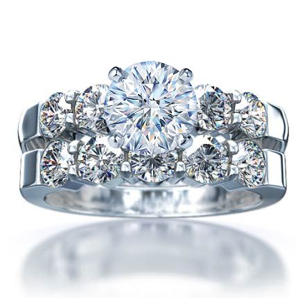 beautiful diamond white gold jewelry wedding ring - Beautiful Wedding Rings