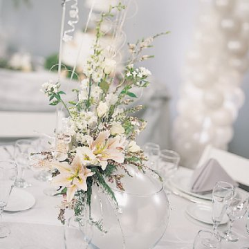 winter wedding centerpieces You will not be surprised if you are going to
