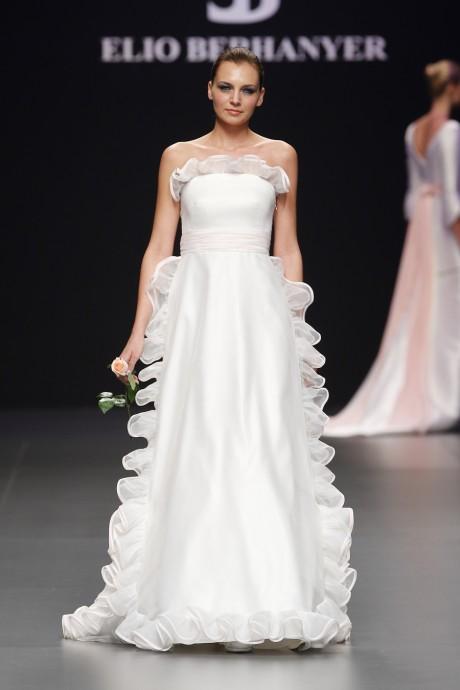 Offbeat Wedding Dress by Elio Berhanyer Bridal