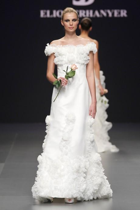 Elio Berhanyer's Wedding Dress Collection