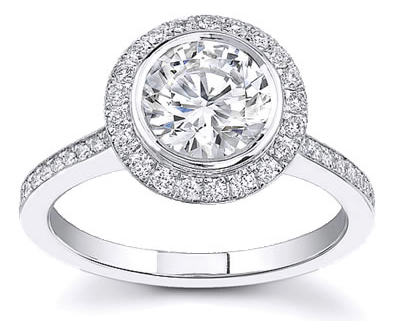diamond wedding rings for brides