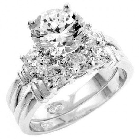 diamond wedding rings for couple
