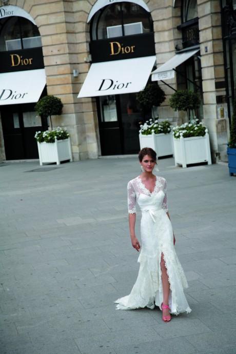 Glamorous Wedding Dress by Cymbeline