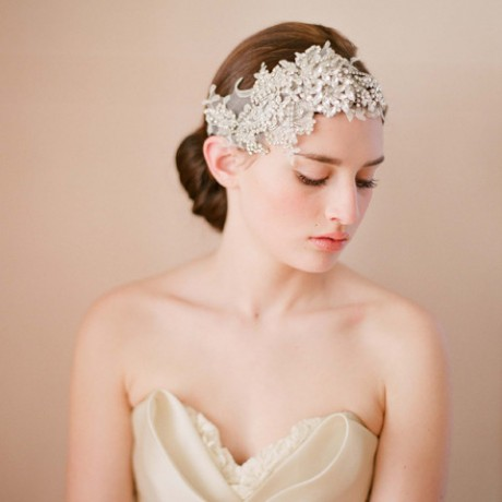 Bridal Headpieces for Wedding by Twigs and Honey
