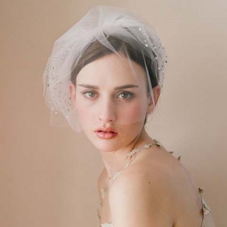 Bridal Veils by Twigs and Honey