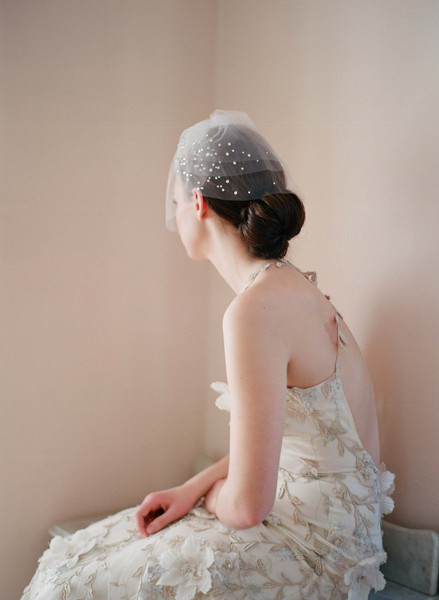 Bridal Veils by Twigs and Honey Back