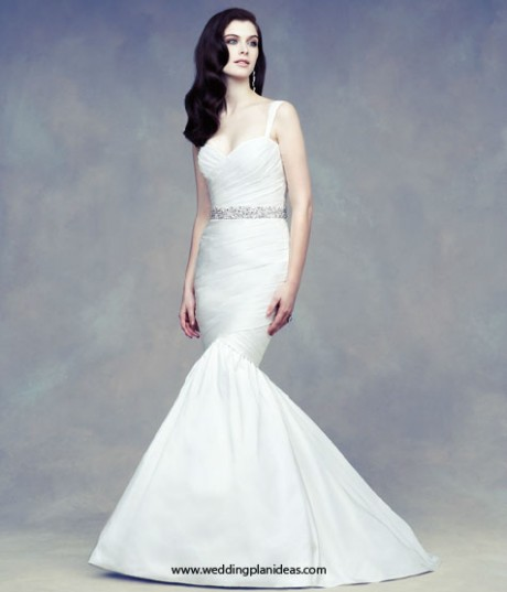 Paloma Blanca Mermaid Wedding Dress