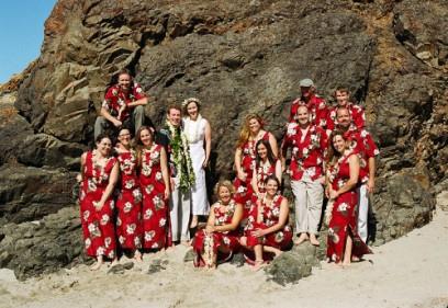 hawaii beach wedding dresses