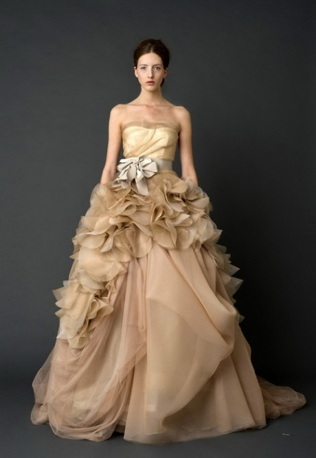 Beautiful Wedding Dress 2012