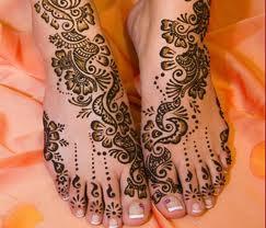 mehndi henna body painting 1