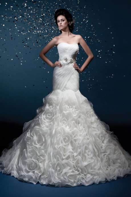 Price Cut Custom Wedding Dresses
