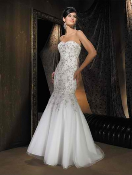 Wedding Dress Top Styles