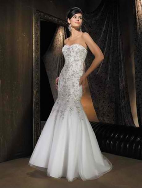 Wedding Dress Top Styles