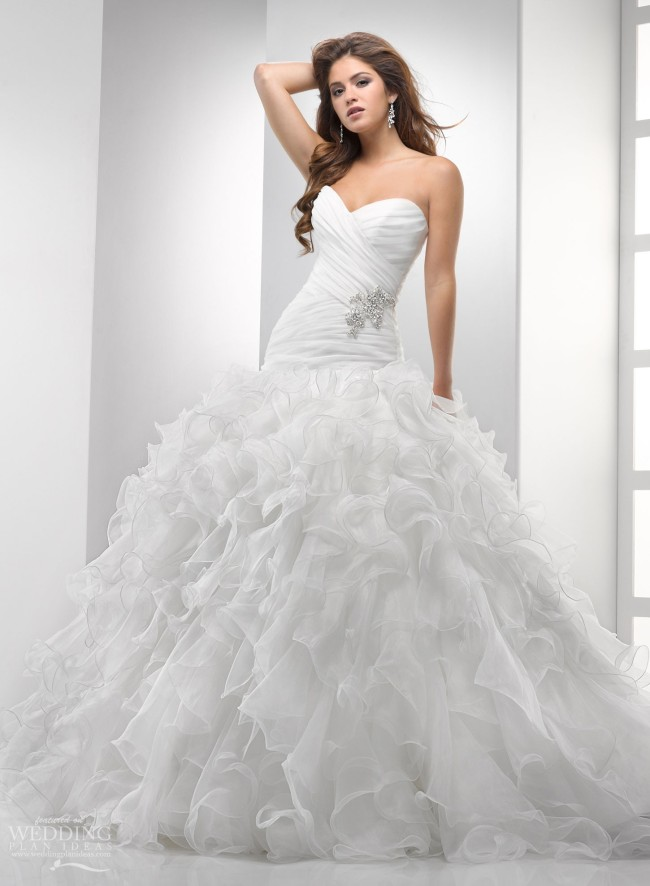 Various Styles for Your Wedding Dress