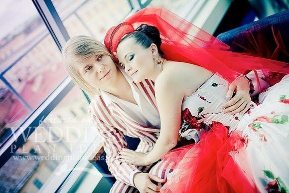 custom short wedding dress 3