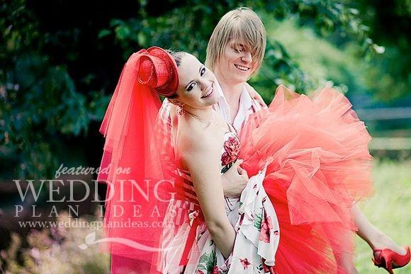 custom short wedding dress 6
