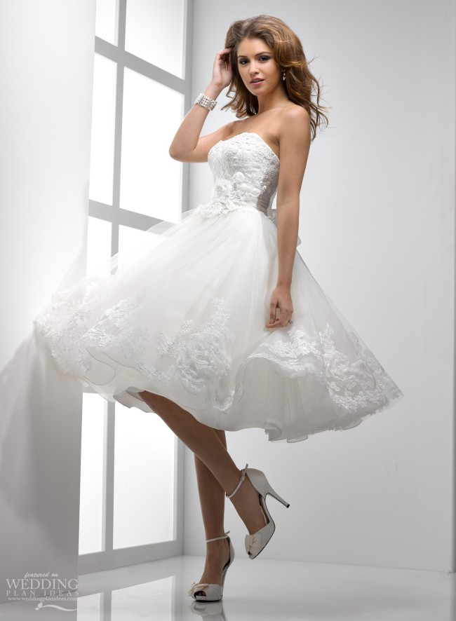 Flowing Tulle and Embellished Lace Wedding Dresses